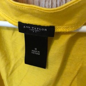 Ann Taylor Factory Tops - Ann Taylor V Neck Top